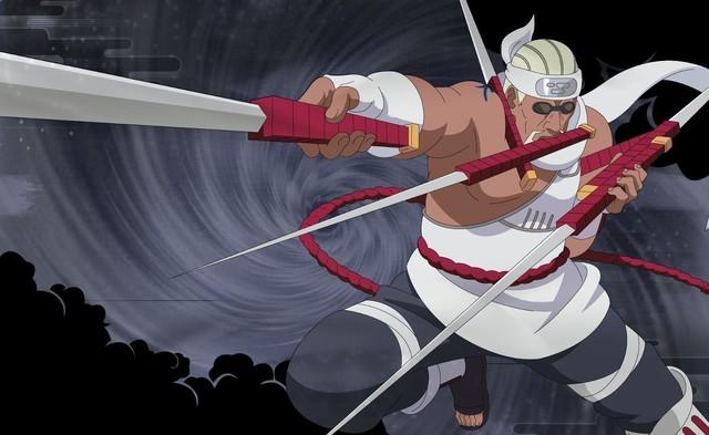 10 nhân vật dùng kiếm siêu đỉnh trong series Naruto và Boruto - Ảnh 9.