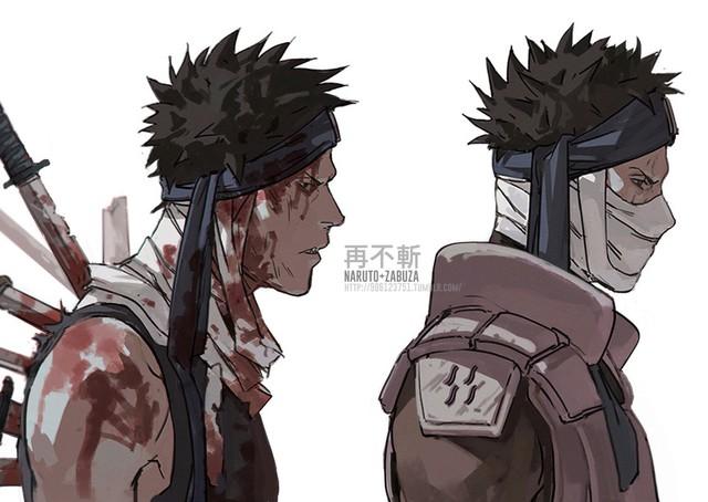 10 nhân vật dùng kiếm siêu đỉnh trong series Naruto và Boruto - Ảnh 2.