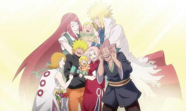 Vui là chính: Nếu Naruto và Sakura về chung một nhà thì con cái họ trông sẽ thế nào? - Ảnh 13.
