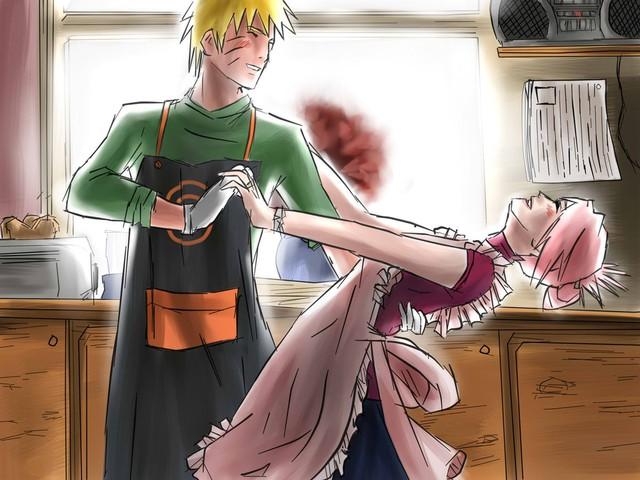 Vui là chính: Nếu Naruto và Sakura về chung một nhà thì con cái họ trông sẽ thế nào? - Ảnh 11.