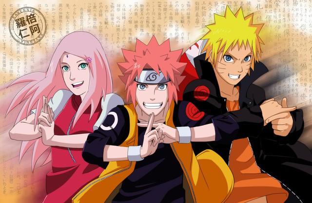 Vui là chính: Nếu Naruto và Sakura về chung một nhà thì con cái họ trông sẽ thế nào? - Ảnh 9.