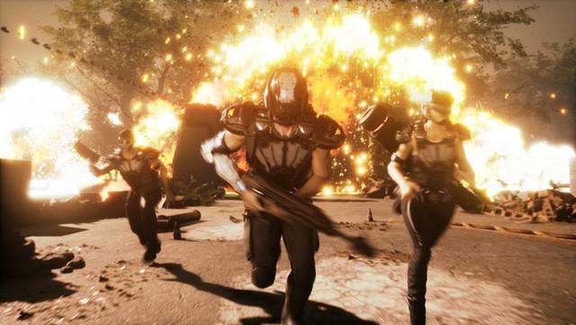Stormdivers - Game PUBG phiên bản siêu anh hùng siêu kỳ lạ - Ảnh 3.
