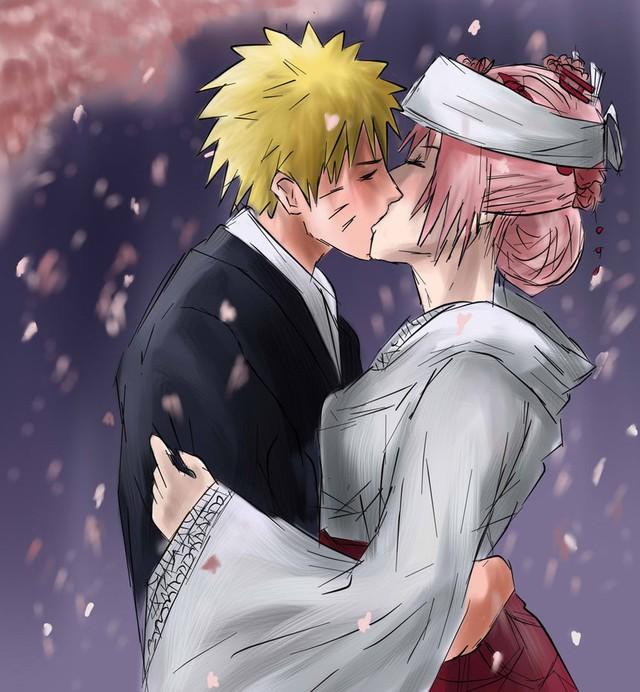 Vui là chính: Nếu Naruto và Sakura về chung một nhà thì con cái họ trông sẽ thế nào? - Ảnh 7.