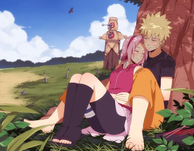 Vui là chính: Nếu Naruto và Sakura về chung một nhà thì con cái họ trông sẽ thế nào? - Ảnh 6.