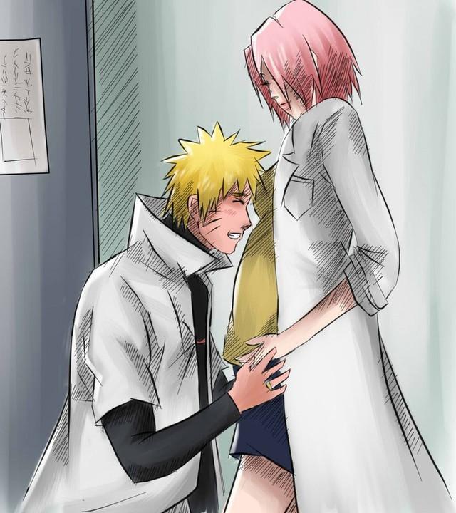 Vui là chính: Nếu Naruto và Sakura về chung một nhà thì con cái họ trông sẽ thế nào? - Ảnh 5.