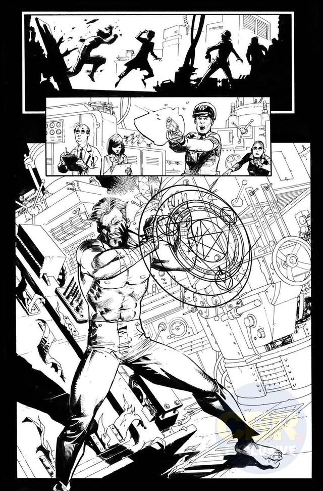 Comics Trivia: Soldier Supreme, phiên bản kết hợp giữa Đội trưởng Mỹ và Phù Thủy Tối Thượng sẽ sở hữu sức mạnh như thế nào? - Ảnh 1.