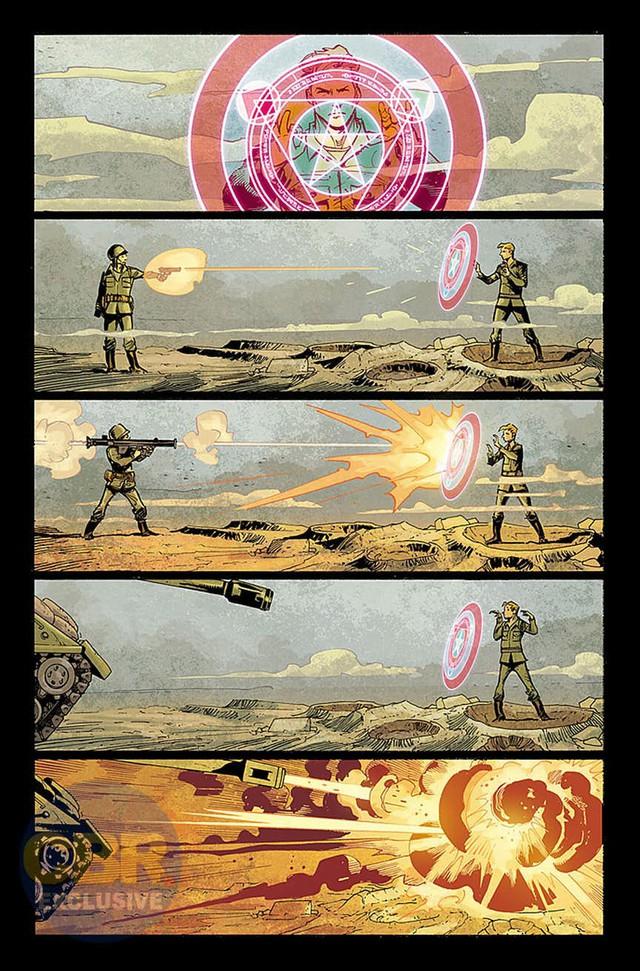 Comics Trivia: Soldier Supreme, phiên bản kết hợp giữa Đội trưởng Mỹ và Phù Thủy Tối Thượng sẽ sở hữu sức mạnh như thế nào? - Ảnh 2.