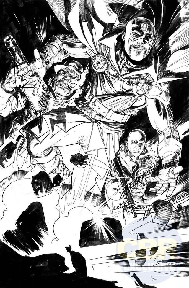 Comics Trivia: Soldier Supreme, phiên bản kết hợp giữa Đội trưởng Mỹ và Phù Thủy Tối Thượng sẽ sở hữu sức mạnh như thế nào? - Ảnh 3.
