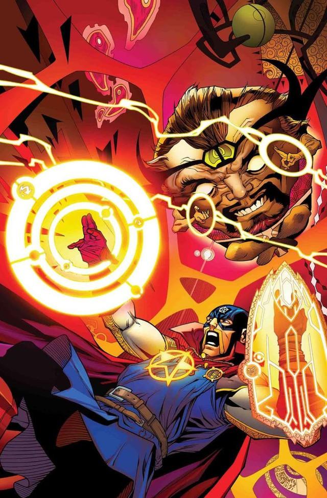 Comics Trivia: Soldier Supreme, phiên bản kết hợp giữa Đội trưởng Mỹ và Phù Thủy Tối Thượng sẽ sở hữu sức mạnh như thế nào? - Ảnh 4.
