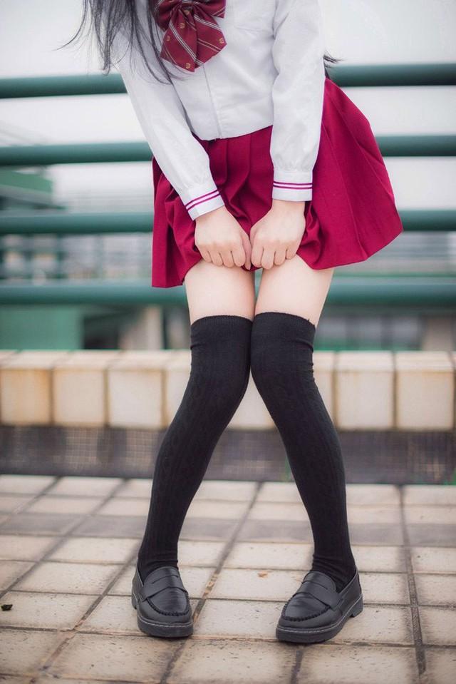Há hốc mồm với cosplay đùi đẹp cực độc tại Nhật Bản - Ảnh 3.