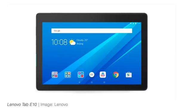 Lenovo ra mắt một loạt các mẫu máy tính bảng Android giá siêu hạt dẻ, có cái chưa đến 2 triệu đồng - Ảnh 3.