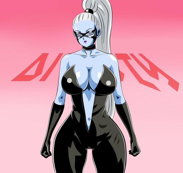Nóng bỏng mắt bộ fanart khoe trọn thân hình hoàn hảo của nữ thiên sứ Vados trong Dragon Ball Super - Ảnh 5.