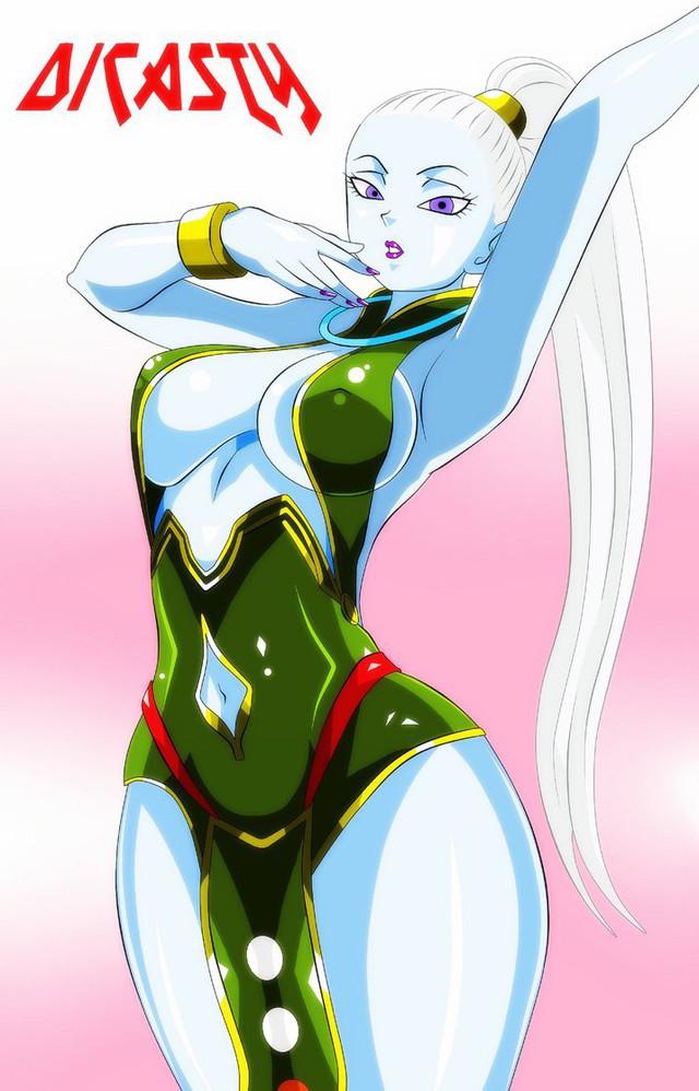 Nóng bỏng mắt bộ fanart khoe trọn thân hình hoàn hảo của nữ thiên sứ Vados trong Dragon Ball Super - Ảnh 14.