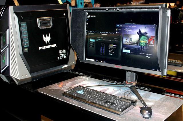 Điên cũng được, nhưng chiếc ghế chơi game Predator Thronos của Acer là thứ mọi game thủ đều muốn - Ảnh 13.