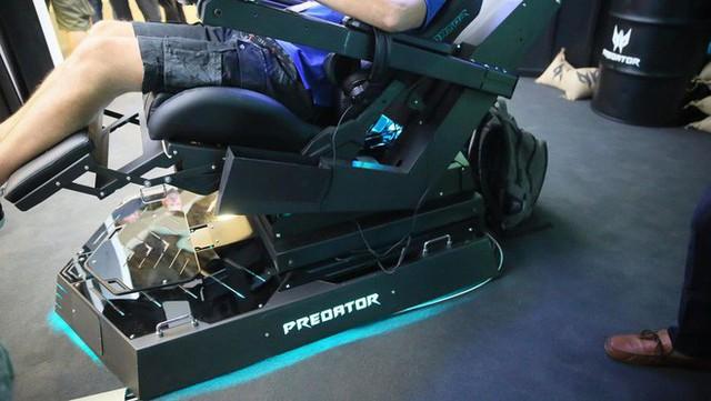 Điên cũng được, nhưng chiếc ghế chơi game Predator Thronos của Acer là thứ mọi game thủ đều muốn - Ảnh 10.
