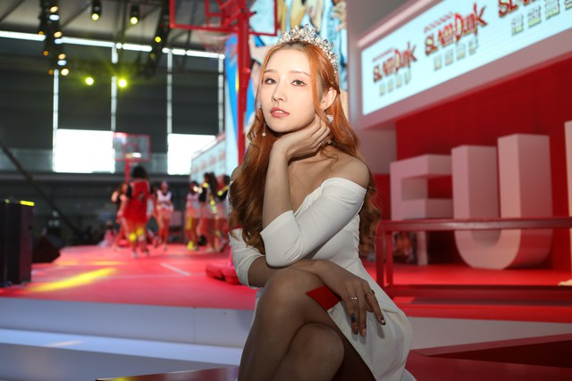 Cùng ngắm các showgirl xinh đẹp xuất hiện tại ChinaJoy 2018 vừa qua - Ảnh 18.