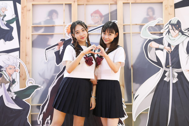 Cùng ngắm các showgirl xinh đẹp xuất hiện tại ChinaJoy 2018 vừa qua - Ảnh 19.