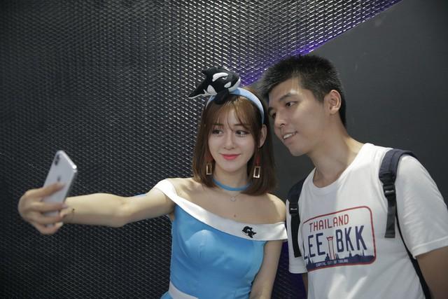Cùng ngắm các showgirl xinh đẹp xuất hiện tại ChinaJoy 2018 vừa qua - Ảnh 10.