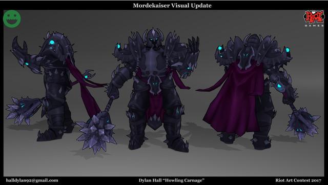 LMHT: Riot Games xác nhận Mordekaiser sẽ là vị tướng tiếp theo được phẫu thuật thẩm mỹ ngay sau Kayle - Morgana - Ảnh 3.