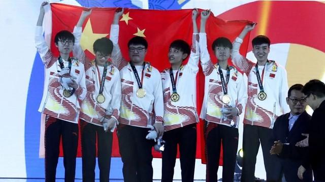 Thất vọng: Esports CHÍNH THỨC bị loại bỏ khỏi danh mục thi đấu tranh huy chương ở Asian Games 2022 - Ảnh 1.
