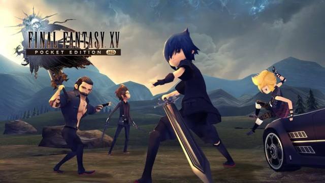 Final Fantasy XV Pocket Edition: Phiên bản mới lạ của Series Final Fantasy, chơi phát nghiền luôn - Ảnh 1.
