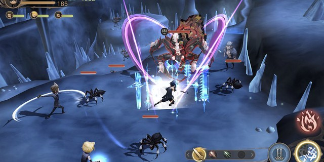 Final Fantasy XV Pocket Edition: Phiên bản mới lạ của Series Final Fantasy, chơi phát nghiền luôn - Ảnh 2.