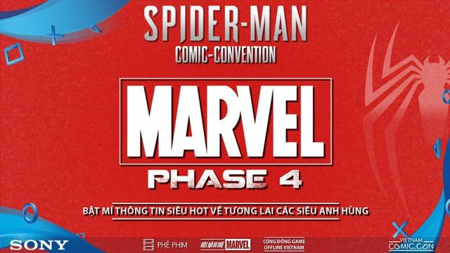 Spider-Man Comic Convention: Nơi game thủ Việt chơi PS4 miễn phí thỏa thích - Ảnh 3.