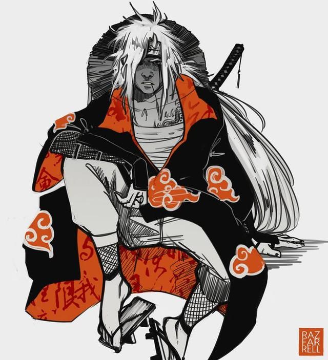 Vui là chính: Khi các nhân vật chính diện tham gia vào tổ chức Akatsuki sẽ như thế nào? - Ảnh 2.