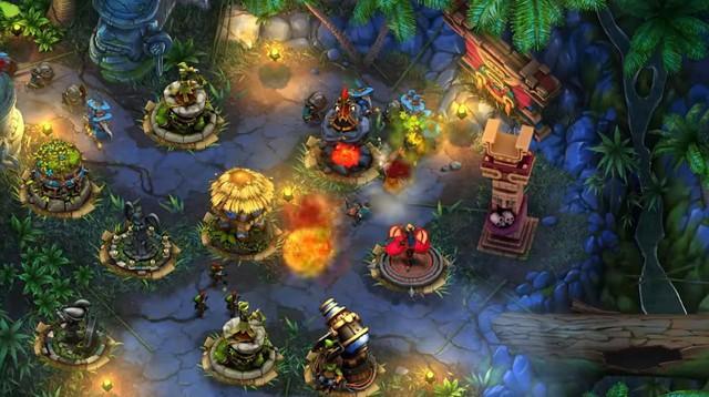 Evil Defenders: Game thủ thành với cốt truyện dị, chỉ huy bầy quỷ chống lại người - Ảnh 4.