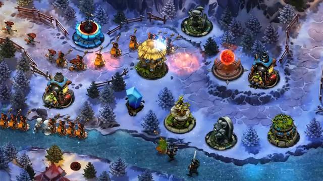 Evil Defenders: Game thủ thành với cốt truyện dị, chỉ huy bầy quỷ chống lại người - Ảnh 3.