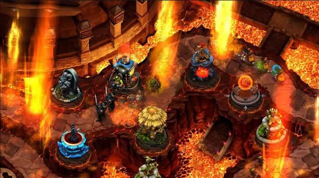 Evil Defenders: Game thủ thành với cốt truyện dị, chỉ huy bầy quỷ chống lại người - Ảnh 2.