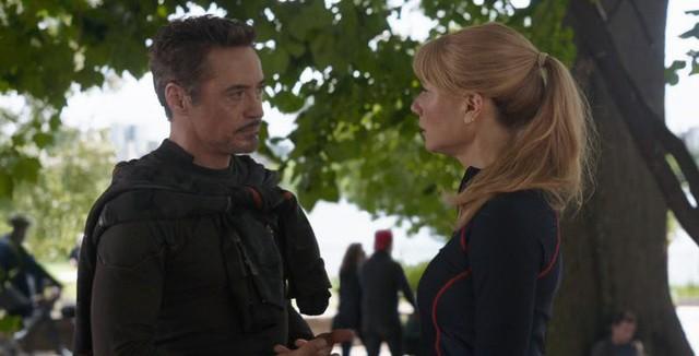 Người tình xinh đẹp Pepper Potts của Iron-Man sẽ mang một bất ngờ lớn đến với khán giả trong Avengers 4 - Ảnh 3.