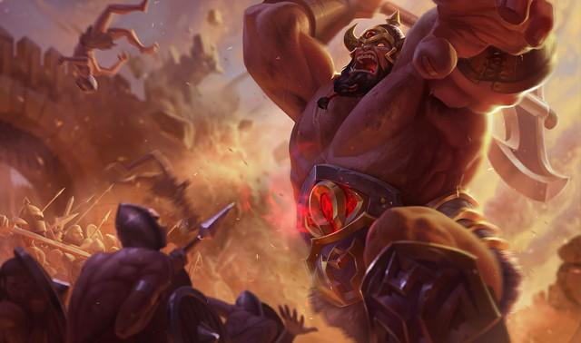 LMHT: Hướng dẫn hủy diệt đường dưới bằng Sion Hỗ Trợ - game nào cũng là dễ! - Ảnh 7.