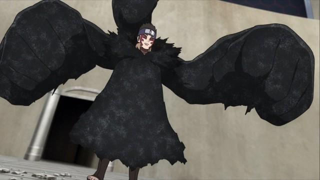 Naruto: Những điểm thú vị về nhân vật Shinki - người sở hữu Huyết Kế Giới Hạn ngàn người có một Thiết Sa - Ảnh 3.