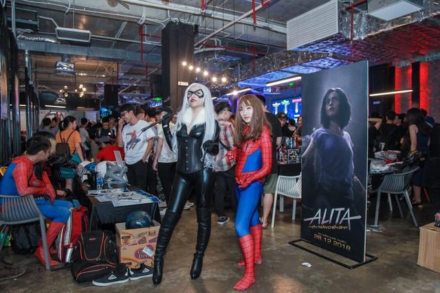 Offline Spider-Man tại Hà Nội: Không những được chơi thử game còn tiết lộ cả loạt phim sắp ra mắt của Marvel - Ảnh 1.
