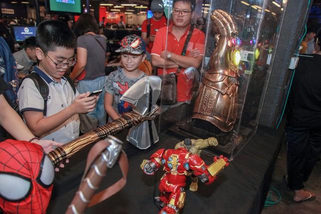 Offline Spider-Man tại Hà Nội: Không những được chơi thử game còn tiết lộ cả loạt phim sắp ra mắt của Marvel - Ảnh 7.
