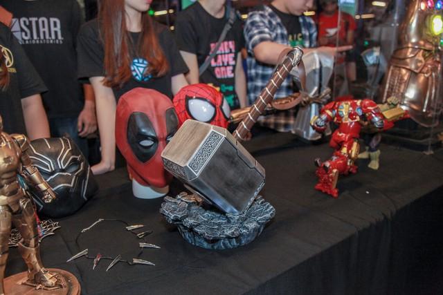 Offline Spider-Man tại Hà Nội: Không những được chơi thử game còn tiết lộ cả loạt phim sắp ra mắt của Marvel - Ảnh 8.
