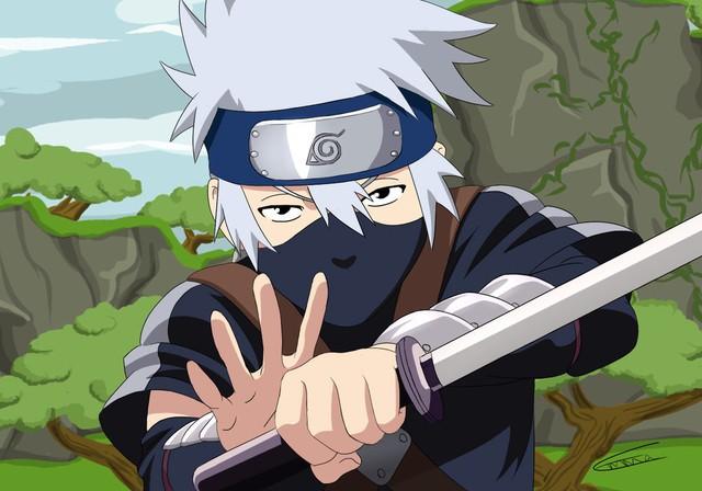 Naruto: Những điều bí mật về nhân vật Sakumo Hatake - huyền thoại Nanh Trắng của Konoha - Ảnh 2.