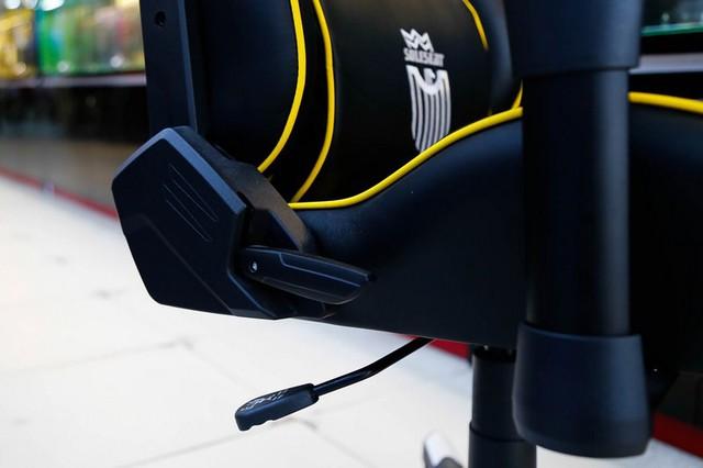 Trải nghiệm ghế chơi game SoleSeat Xmen - Ngồi xuống là thành... dị nhân - Ảnh 8.