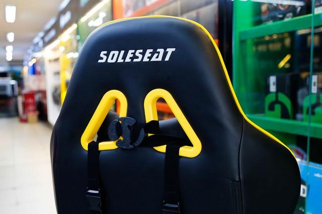 Trải nghiệm ghế chơi game SoleSeat Xmen - Ngồi xuống là thành... dị nhân - Ảnh 4.