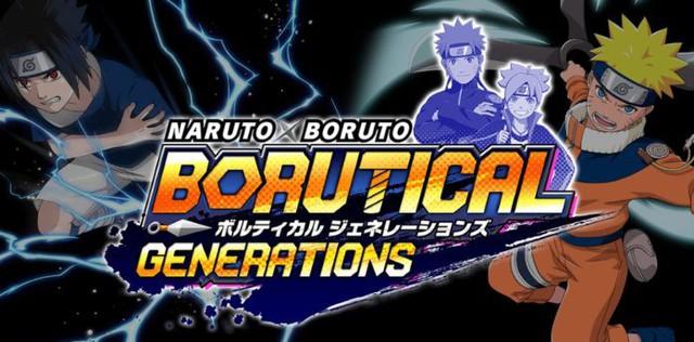 Naruto X Boruto: Borutical Generations - Game online chính chủ mới được giới thiệu, đánh đấm cực phê - Ảnh 1.