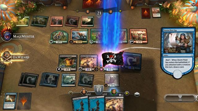 Game thẻ bài đẹp mắt nhưng đau não Magic: The Gathering Arena sắp mở cửa chính thức - Ảnh 4.