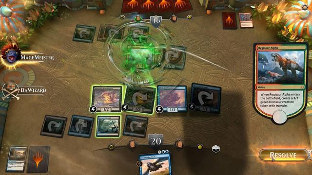 Game thẻ bài đẹp mắt nhưng đau não Magic: The Gathering Arena sắp mở cửa chính thức - Ảnh 5.