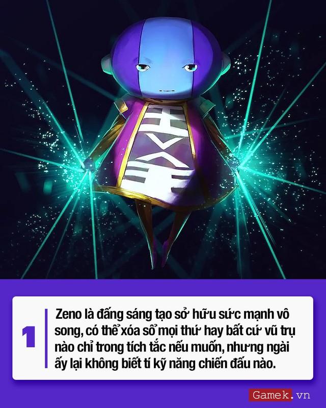 Khám phá 10 điều thú vị xung quanh King Zeno - vị thần tối cao nhất trong Dragon Ball Super - Ảnh 1.