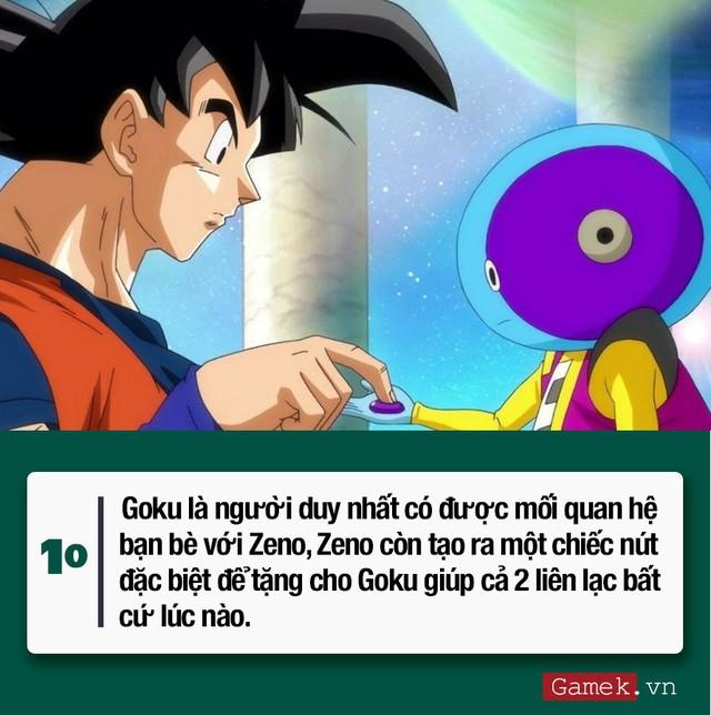 Khám phá 10 điều thú vị xung quanh King Zeno - vị thần tối cao nhất trong Dragon Ball Super - Ảnh 10.