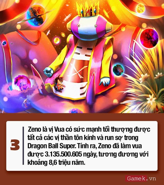 Khám phá 10 điều thú vị xung quanh King Zeno - vị thần tối cao nhất trong Dragon Ball Super - Ảnh 3.