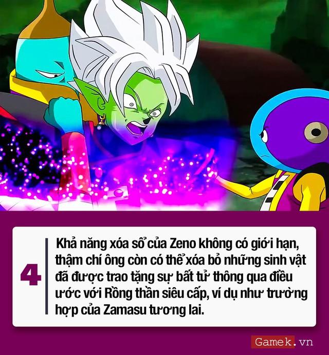 Khám phá 10 điều thú vị xung quanh King Zeno - vị thần tối cao nhất trong Dragon Ball Super - Ảnh 4.