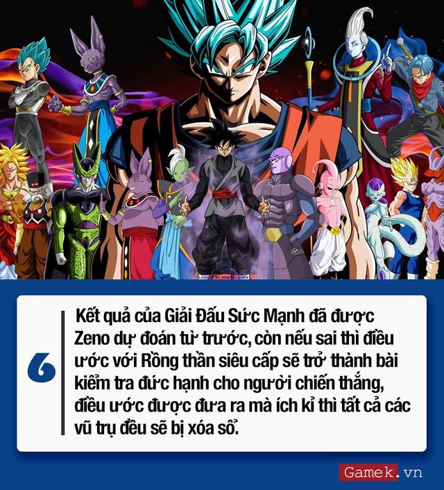 Khám phá 10 điều thú vị xung quanh King Zeno - vị thần tối cao nhất trong Dragon Ball Super - Ảnh 6.