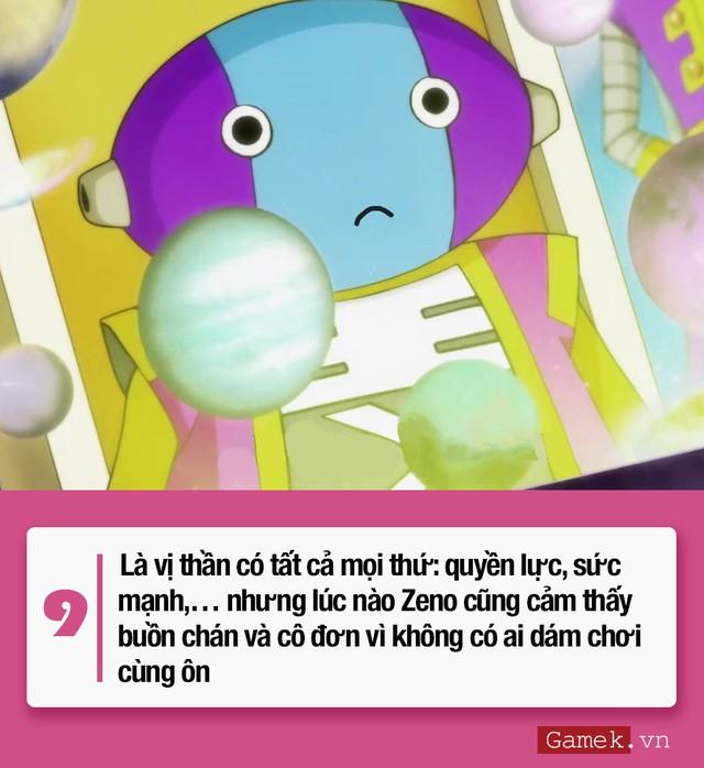 Khám phá 10 điều thú vị xung quanh King Zeno - vị thần tối cao nhất trong Dragon Ball Super - Ảnh 9.