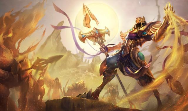 LMHT: Leo rank trong thời gian đợi chờ CKTG, người chơi cần tuyệt đối tránh xa những vị tướng đường giữa này - Ảnh 4.